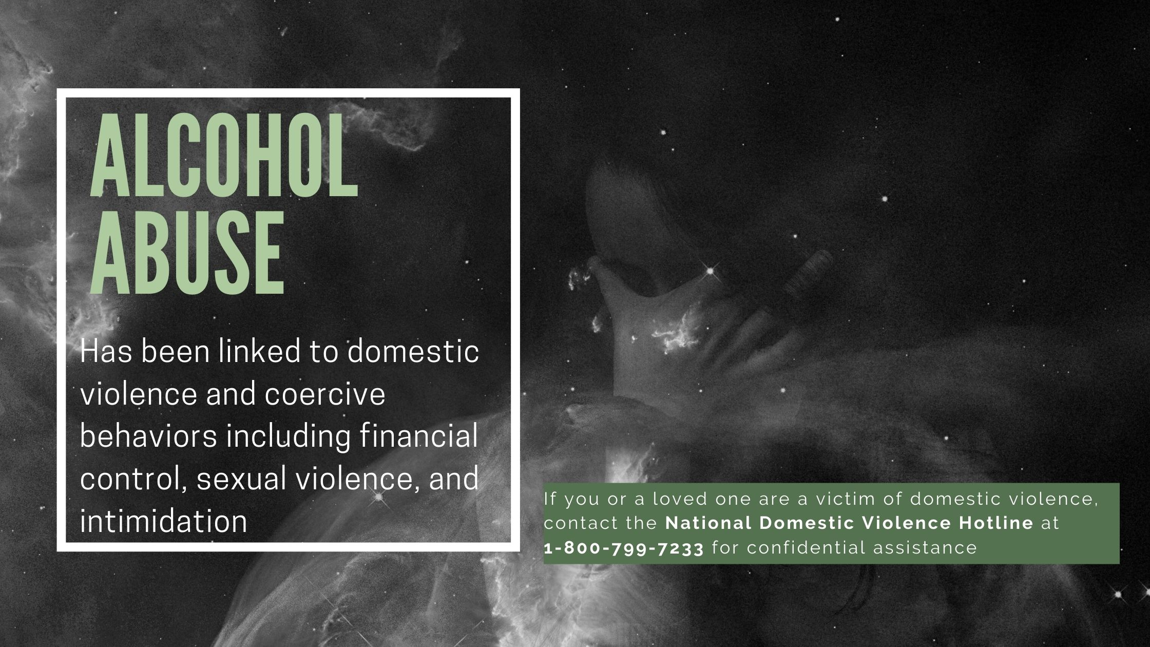 Addiction and domestic violence, interpersonal violence