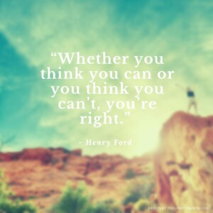 Ford inspiration quote for addiction recovery