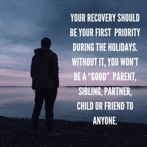 How to avoid relapse