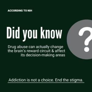 How do I help a drug addicted son