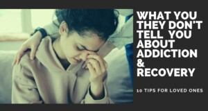 How addiction recovery works