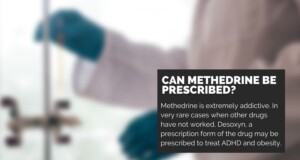 Methedrine medical uses